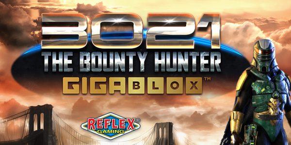 3021 Bounty Hunter by Reflex Gaming