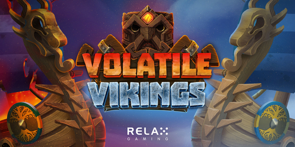 Volatile Vikings by Relax Gaming