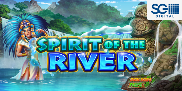 Spirit of the River by SG Digital