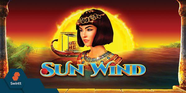 Sun Wind by Swintt