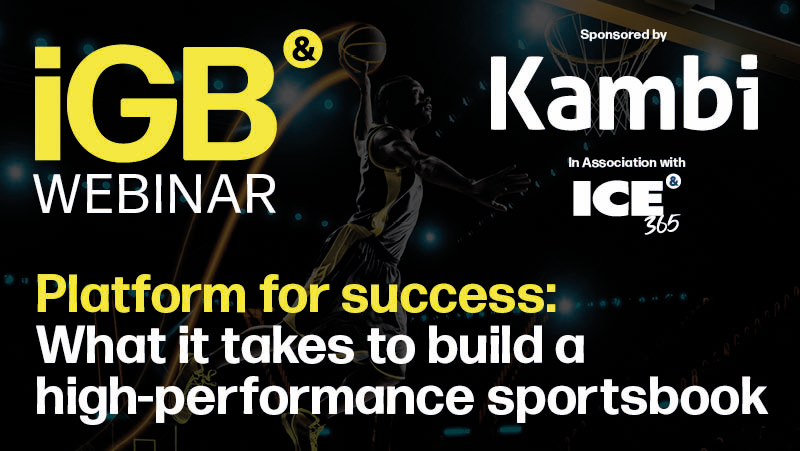 Kambi - Platform for success: What it takes to build a high-performance sportsbook