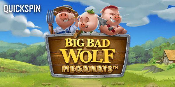 Big Bad Wolf Megaways by Quickspin