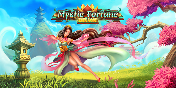 Mystic Fortune Deluxe by Habanero