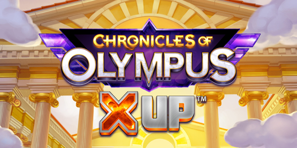 Chronicles of Olympus X UP by Microgaming