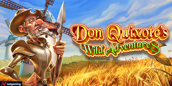 Don Quixote's Wild Adventures by NetGaming