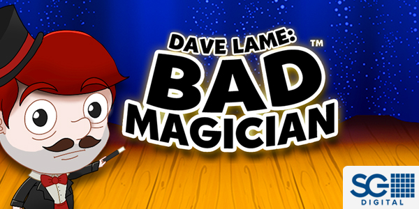 Dave Lame: Bad Magician by SG Digital