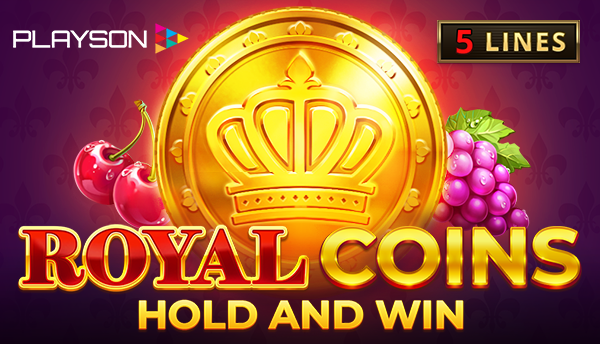 Royal Coins: Hold and Win by Playson