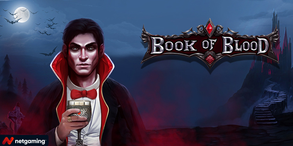 Book of Blood by NetGaming