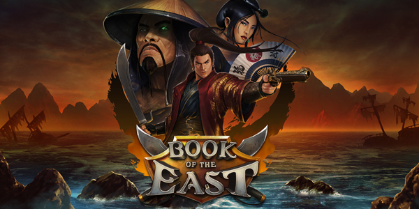Book of the East by Swintt