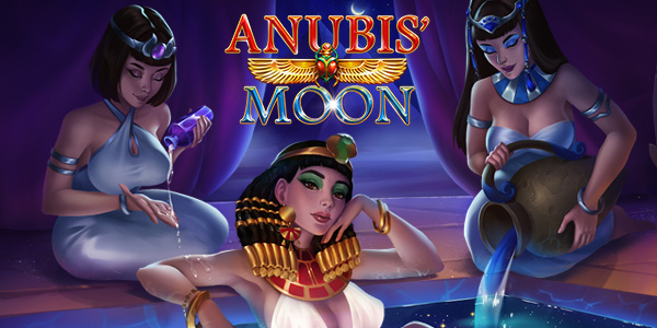 Anubis' Moon by Evoplay