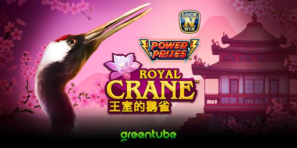 Power Prizes – Royal Crane by Greentube